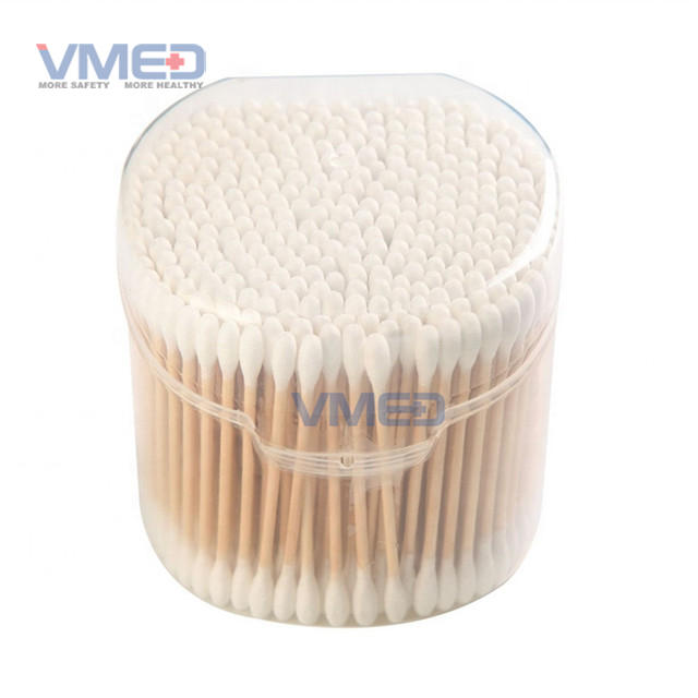 Disposable Cotton Swab
