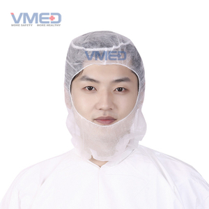 Disposable Safety Non-woven Hood