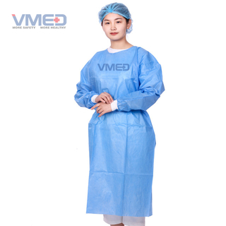 Disposable SMS Surgical Gown