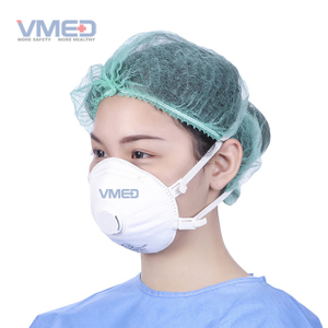 FFP2 Surgical Breathing Cone Shape Face Wear