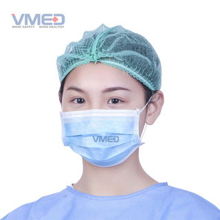 2-ply Medical Protective Mask with Earloop